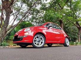 Fiat 500 Lounge Coupe 2015