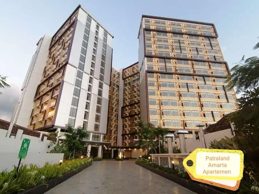 Hunian Nyaman Di Kawasan Elite Amarta Apartemen Jogja Mewah