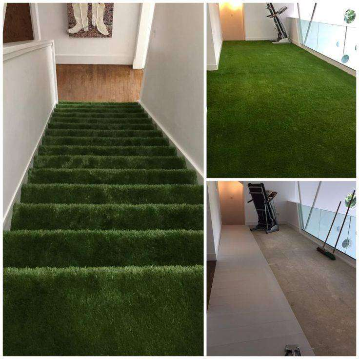 Premier 40mm Pile Height Artificial Grass | Natural & Realistic Lookin 0