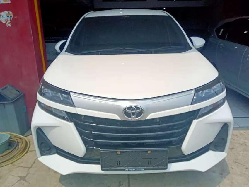 Toyota Avanza E mt 2019 putih di jamin jos 0