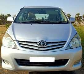 Toyota Innova 2011- 8 Seater GX(8SM)