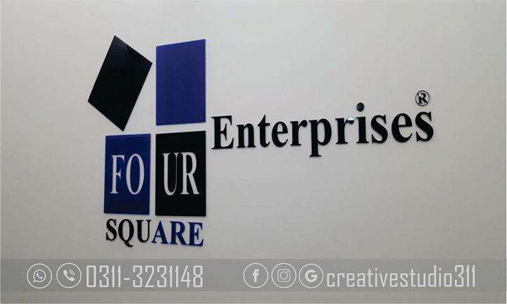 Acrylic Business logos , Signage , 3D LED letters 0