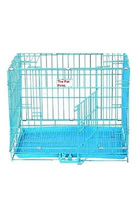 Steel Wire Cage (Blue)