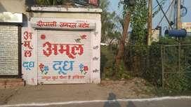 Shop for rent at faizabad road