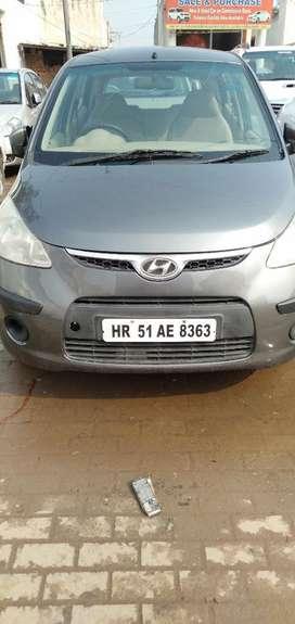 Hyundai I10 Magna, 2009, CNG & Hybrids