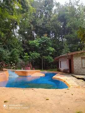 Tanah Villa 8000 meter Super Ajib di Tapos Tajur Halang dekat BNR