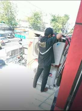 [Bergaransi] Service AC Semarang | Servis AC dan Mesin cuci Terperaya