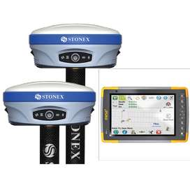 Total station RTK GNSS for Surveyors Construction Road & Building