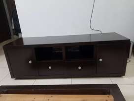 TV Table Trolley Console