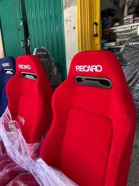 JOK RACING RECARO SR3 SUEDE RACINGSEAT