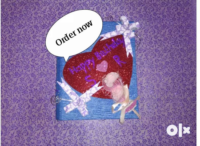 Hand made craft gifts for your love..! 0