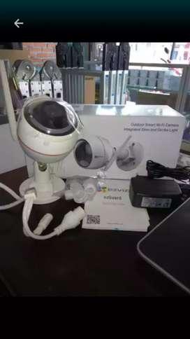 Alat keamanan*Free pasang paket Kamera cctv kumplit area sejabodetabek