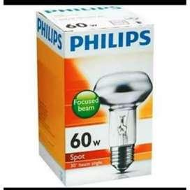 Lampu Philips Spot Penghangat Pemanas 60 Watt
