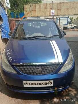 Tata Indica Vista 2008 Diesel Good Condition