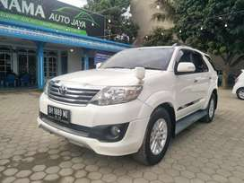 TOYOTA FORTUNER G TRD AT 2012