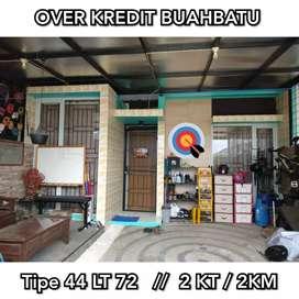 Dp 200 JT Nego Rumah Over Kredit di Buah Batu Ciganitri Tanpa Bi chek