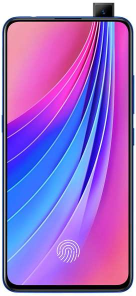 Vivo V15 Pro (Topaz Blue, 6GB RAM, 128GB Storage)
