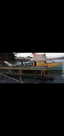Kapal Tuna fiber siap jalan