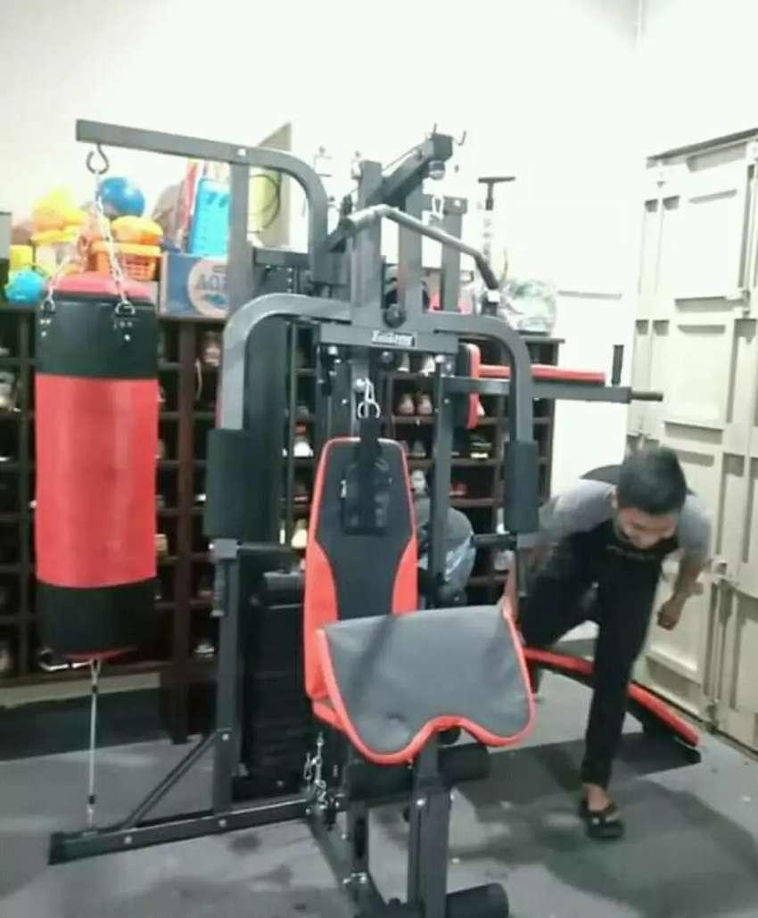 Alat olahraga//grosir alat fitnes//ada home Gym 0