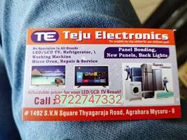 Led and LCD TV Repairs and service