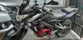Jual Kawasaki Bajaj Pulsar NS200 Th.2014