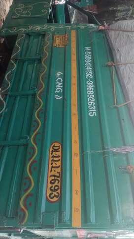 Mahindra champion loding vehicle