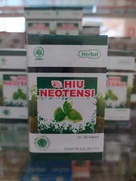 Neotensi   Kapsul HIU Neotensi   Obat Penurun Tensi   HerbalHipertensi
