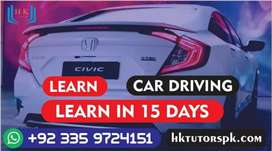 Car Driving in 15 days with guaranteed