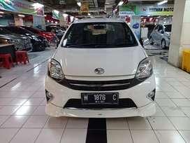 Toyota Agya Trd 1.0 Automatic 2015