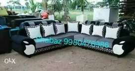 GH01 Corner sofa sets with 3 years warranty call us