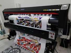 Mesin Printing Indoor