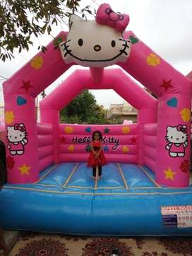 Jumping Castle and Jumping Slide