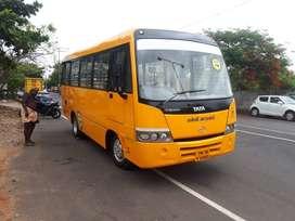 school bus tata marco polo