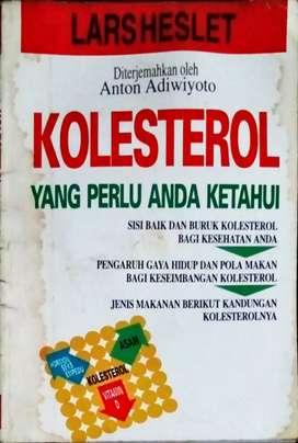 Buku kolestrol yang perlu Anda ketahui