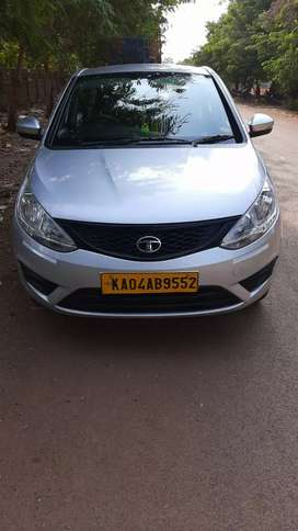 Tata zest XM super class vehical available