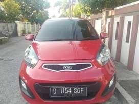 FS: KIA Picanto SE MT 2012 Mulus, KM Rendah. PadangKota