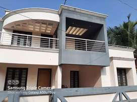 7Cent plot With 2000 Sqft 4Bhk House In Ayathil