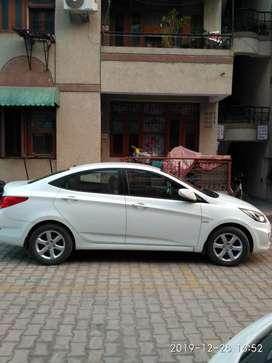 Hyundai Verna 2012- mint condition- best deal