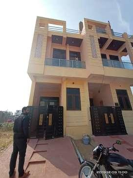 Corner Duplex House