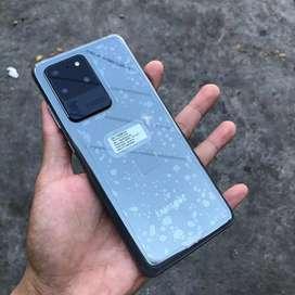 Samsung s20 ultra 12/128gb  second like new termurah