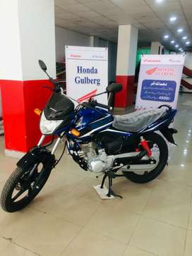 HONDA CB 125F 2021 On Cash & Easy installments