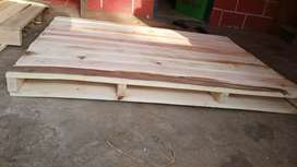 Jual palet kayu baru