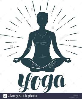 SHE YOGA for ladies
