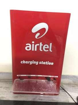 Charginng station airtel