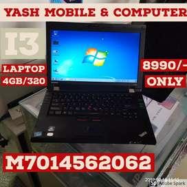 Laptop Lenovo i3 used