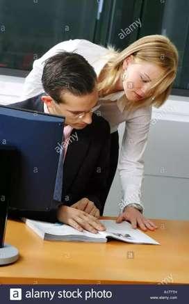 Personal Secretary Job