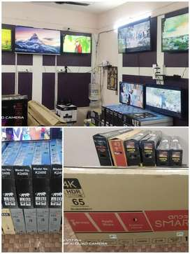 EXCHANGE FOR ANDROID LED TV 32 SMART ANDROID LED 8999/-