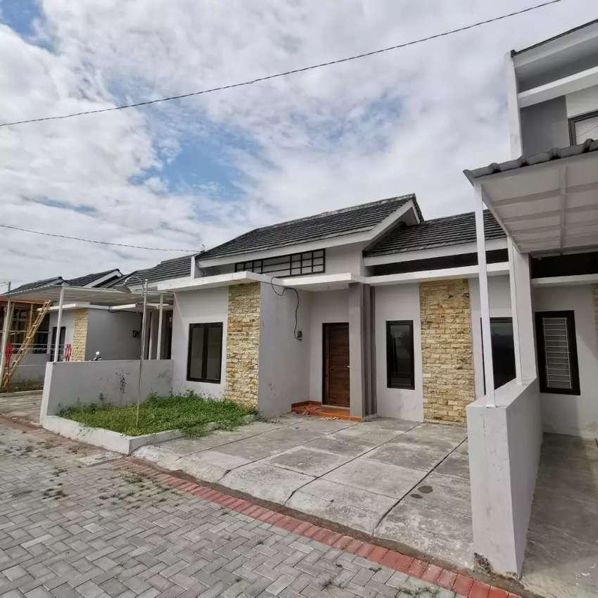 Rumah Modern Minimalis 1 Unit Terakhir Banguntapan
