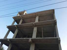 sale new ind house G+2, EAST face,160 sqyrds,old bowenpally,1.59 cr