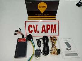 GPS TRACKER gt06n amankan motor/mobil, akirat, simple, canggih